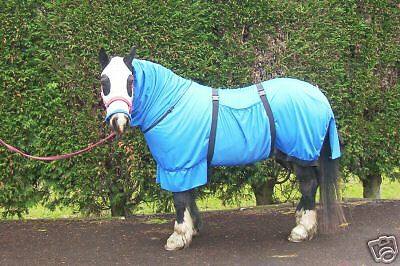SWEET ITCH RUG - MADE TO MEASURE - 16.1HH- 18.2HH