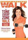 Leslie Sansone Tone Every Zone Walk - DVD Region 1