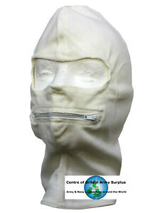 9e5bc754 Image is loading GENUINE-ITALIAN-ARMY-ZIPPED-BALACLAVA-1961-SPECIAL-FORCES-
