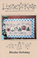 Lizzie-Kate-COUNTED-CROSS-STITCH-PATTERNS-You-Choose-from-Variety-WORDS-PHRASES thumbnail 200