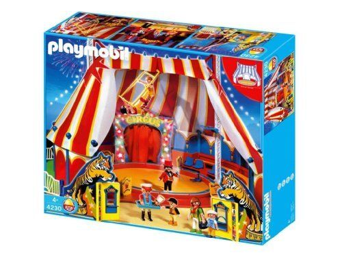 PLAYMOBIL  4230 CIRCUS  MISB NEW