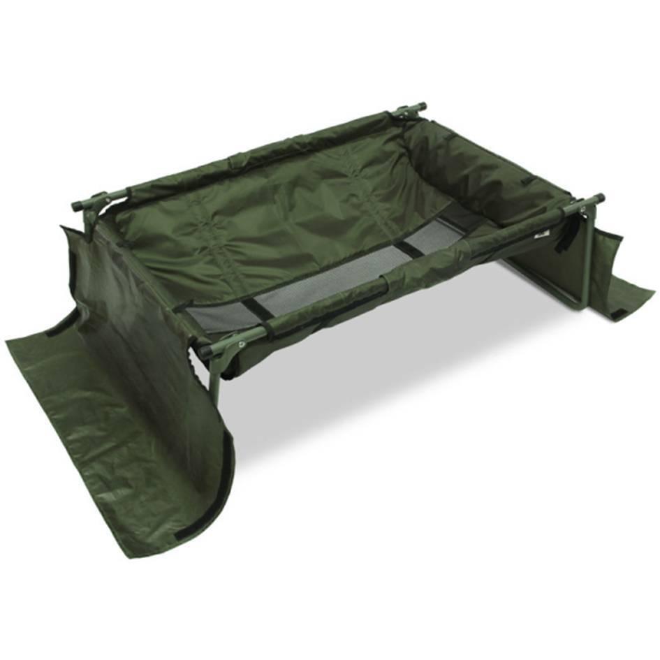 Fishing Lightweight Carp Cradle 100 x 65 x 35cm Folds for Storage 500