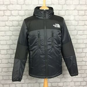 latest design good looking undefeated x THE NORTH FACE MENS UK S BLACK HIMALAYAN DOWN HOODED JACKET RRP ...