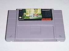 Front Mission Gun Hazzard - game For SNES Super Nintendo - Side Scroller Shooter