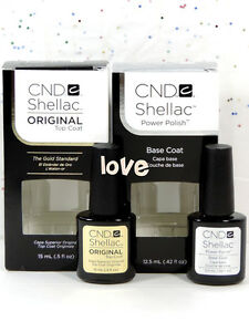 CND-Shellac-Gel-Polish-UV-Large-Original-Top-Coat-0-5fl-oz-amp-Base-Coat-0-42fl-oz