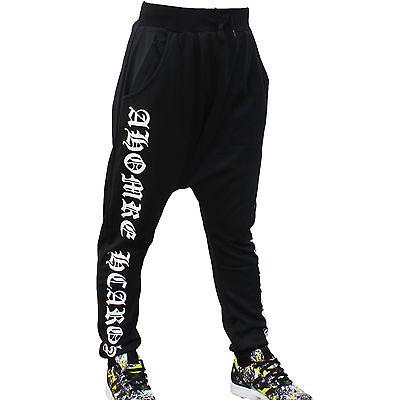 Hose Fitnesshose Sporthose Baggy Jogging Freizeithose