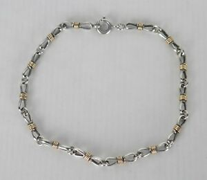 bracelet argent annee 70