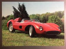 1953 – 1957 Ferrari 500 TRC Spider Print, Picture, Poster, RARE!! Awesome L@@K