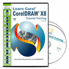 NEW Corel CorelDRAW Home /& Student Suite x8 for Windows PC and 3 computers