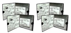 4-2-Pack-Car-Auto-Insurance-Registration-Document-Wallet-ID-Holder-Visor-Storage