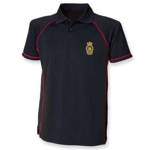 Royal Army Ordnance Corps Performance Polo