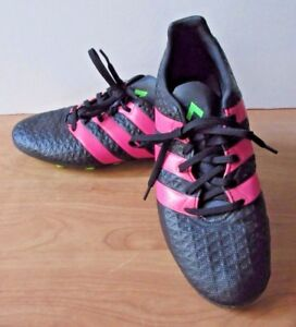 Youth Adidas ACE 16.4 FXG J Soccer Cleats AF5036 Size 6 889130020580 ... f6ffcee1b5440