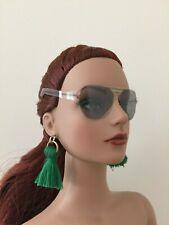 4 Transparent Printout Glasses for 16 inch Tonner Doll Tyler GeneMATT O/'NEILL