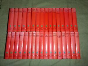 Karl-May-Zuericher-Ausgabe-von-Parkland-komplett-33-Baende