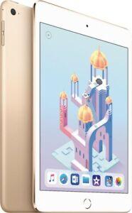 New Sealed Apple iPad Mini 4 7.9inch 128GB Retina Display WiFi Gold/Gray/Silver
