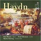 Franz Joseph Haydn - Haydn: Divertimenti for flute, violin and violoncello (2006)
