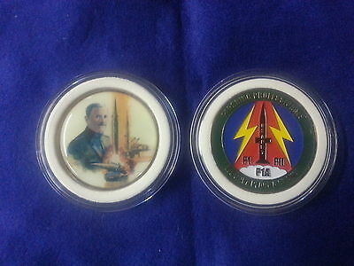 Pershing Missile Coin