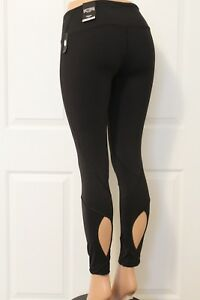 Conception innovante vente en ligne Royaume-Uni disponibilité Details about NWT Victoria's Secret VICTORIA SPORT Knockout Leggings Yoga  Pants MEDIUM (D-786)