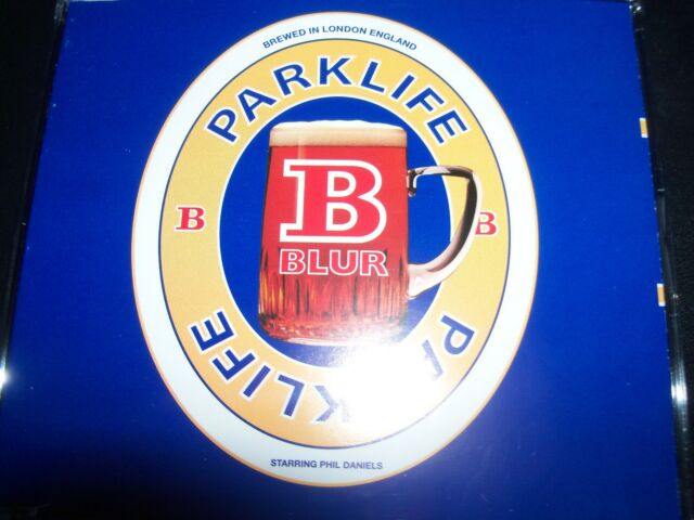 Blur Parklife Australian CD Single – Like New