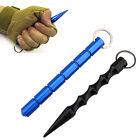 Aluminum Alloy Pen-shaped Kubaton Keychain Self-defense Personal Security Tool