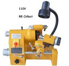 Intbuying R8 Collects Cutter Grinder Sharpener For Lathe Bitdrill Bit Etc