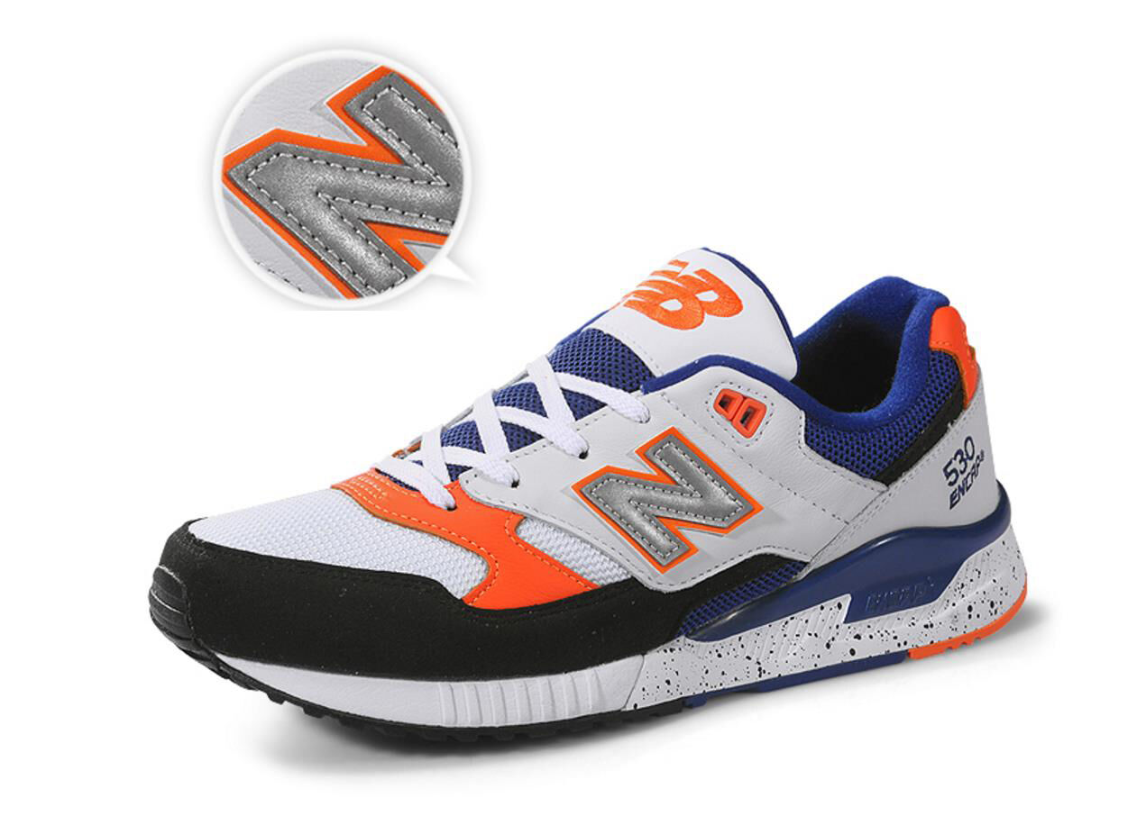 [New Balance] M530PSC Casual  Running  Casual Chaussures  Sneakers femmes hommes  Unisex Orange 1c2125