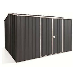 Garden-Shed-3-145m-x-2-8m-YardSaver-G98-Australian-Made-Easy-DIY-Colour-Steel