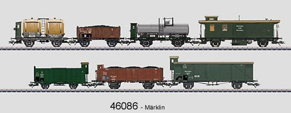 Märklin 46086 Wagon Set.epoche I New Boxed