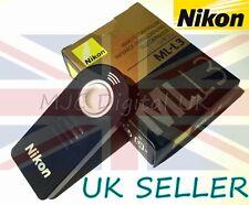 ML-L3 IR Wireless Remote Control for Nikon D3000 D3200 D3400 D5000 D40X D70 HQ