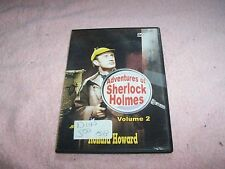 The Adventures of Sherlock Holmes - Vol. 2 (DVD, 2006) Ronald Howard