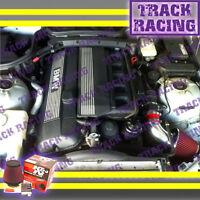 95 96 97-99 Bmw M3 Coupe Sedan Convertible E36 3.0/3.2l Air Intake Kit+k&n Red