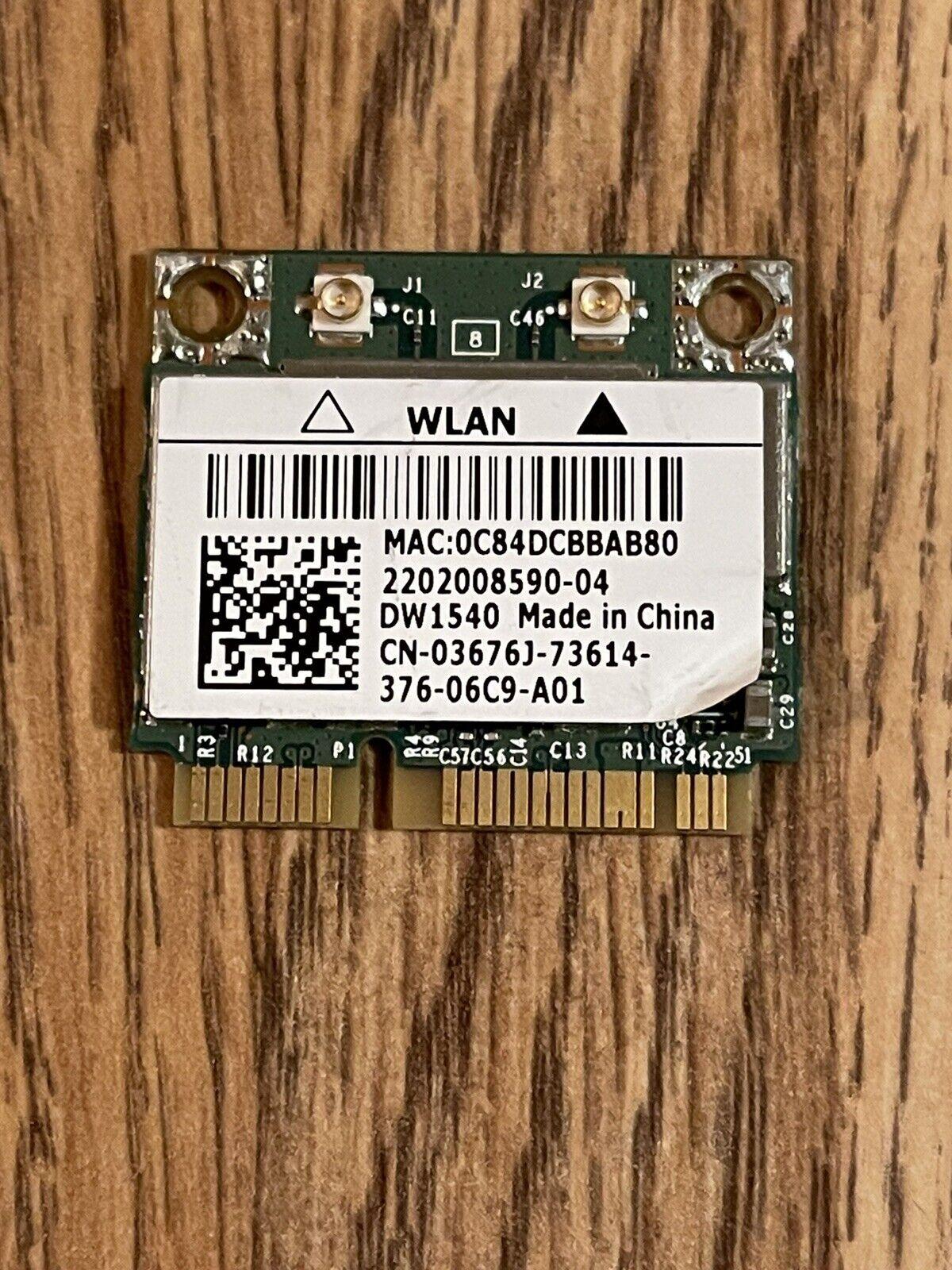Dell 3676J DW1540 Broadcom BCM943228HM4L 802.11a/b/g/n WLAN