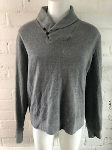 Vintage-Polo-Ralph-Lauren-Grey-Size-Large