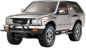 Tamiya 1/10 Electric RC Car Isuzu Mu TYPE X Black Metallic Special (CC-01 Chassi