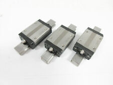 Lot Of 3 Thk Ssr15 Ssr 15 3 Ttl Guide Carriage Linear Guide Rail L 995 Mm