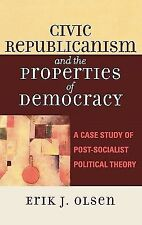 Civic Republicanism and the Properties of Democracy: A Case Study of P-ExLibrary