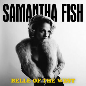 Samantha-Fish-Belle-of-the-West-CD-2017-NEW-FREE-Shipping-Save-s