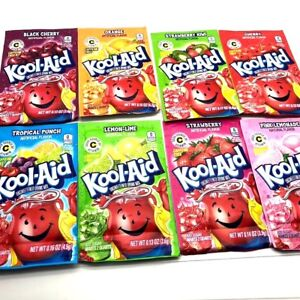 Kool-Aid-American-Powder-Mix-Drink-Single-Sachets-Packets-Made-in-USA-UK-STOCK
