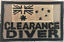 EOD IED Navy Clearance Diver SCUBA Military camo Embroidered Patch
