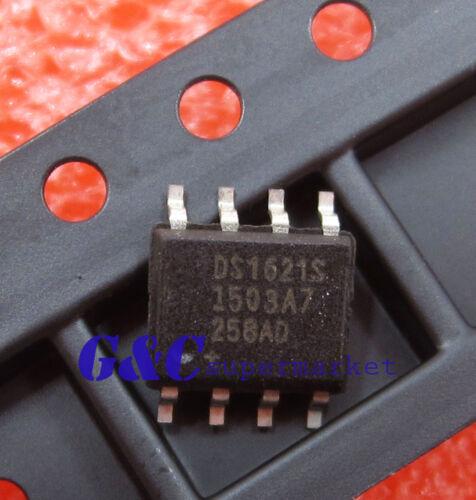Good Quality 2PCS DALLAS//MAXIM SOP-8 DS1621 DS1621S DS1621S