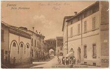 FAENZA - PORTA MONTANARA (RAVENNA) 1914