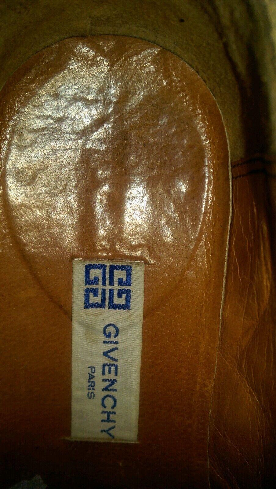 Da Uomo 100% Autentico tutte pelle le scarpe di pelle tutte GIVENCHY DS2 DG   8.5 RRP 756982