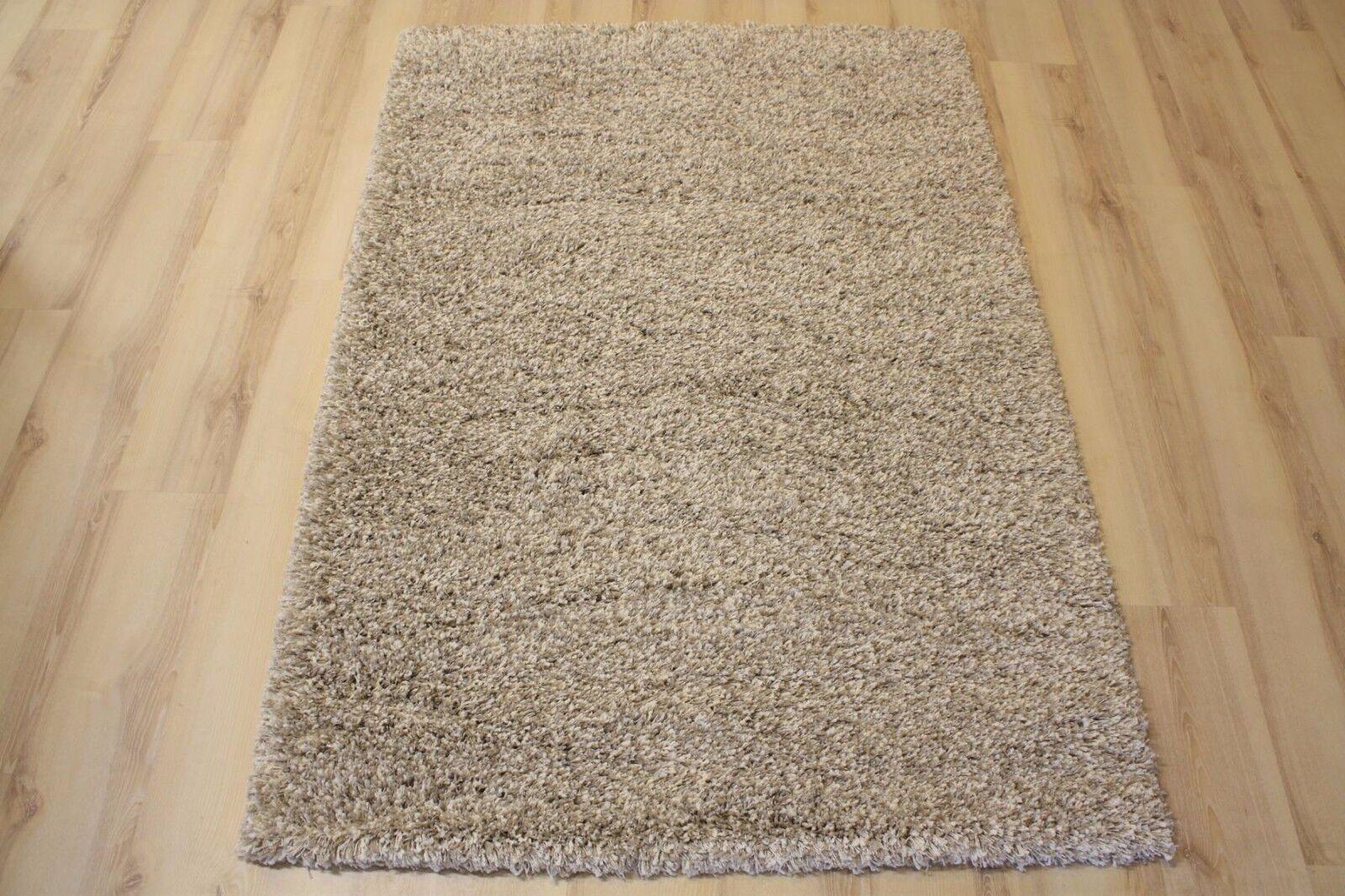 Teppich Langflor 39001 Twilight 2211 2211 2211 Weiß-Linen 133x195cm a5c7a8