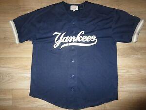Bernie Williams #51 New York Yankees Starter World Series MLB Jersey XL mens