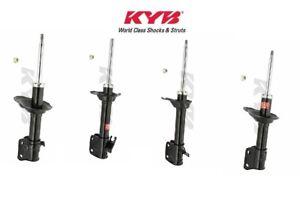 Set-of-4-KYB-GR2-Struts-Shocks-For-Subaru-Impreza-Outback-TS-WRX-Wagon-2002-2003