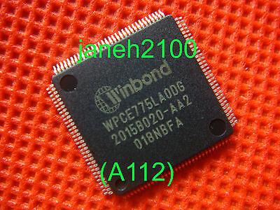 1PCS New WINBOND WPCE775LA0DG WPCE775LAODG QFP-128