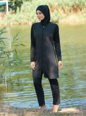 Bademode Swimwear M-9001 Hasema Burkini Mayo Badeanzug