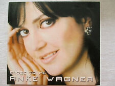 Anke Wagner - Close to Me - CD