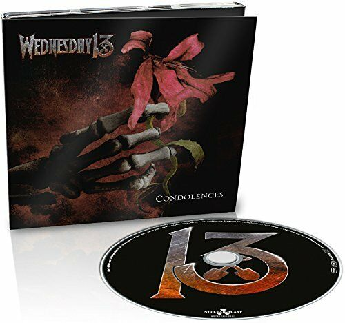 Wednesday 13 - Condolences [CD]