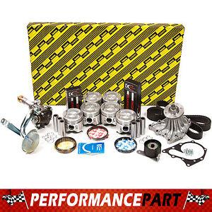 86-92 Toyota Supra Non-Turbo 3L Engine Rebuild Kit 7MGE   eBay